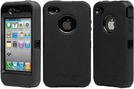 iPhone protective cover
